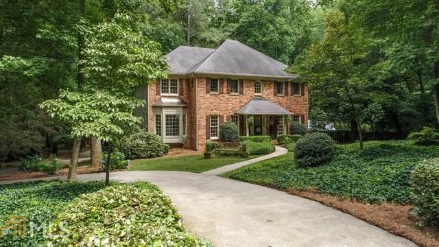 5000 Township Cove Road, Marietta, GA 30066 (MLS #8806896) :: Athens Georgia Homes