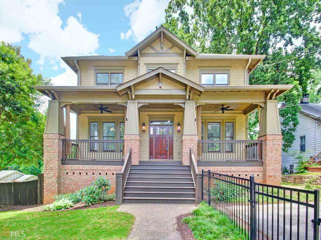 1081 Gilbert, Atlanta, GA 30316 (MLS #8807035) :: Buffington Real Estate Group