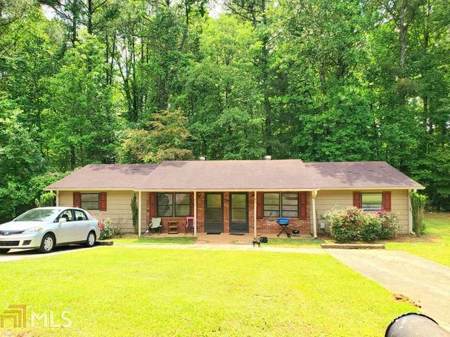 4377 Springwood Ter, Forest Park, GA 30297 (MLS #8807109) :: Keller Williams Realty Atlanta Partners