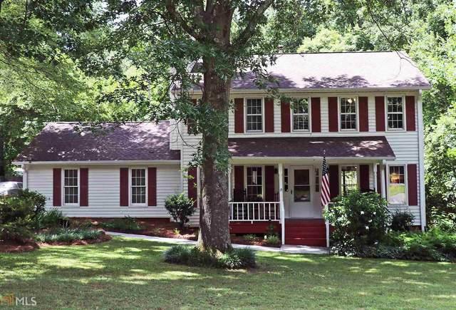 331 Princeton Way, Lawrenceville, GA 30044 (MLS #8807210) :: Military Realty
