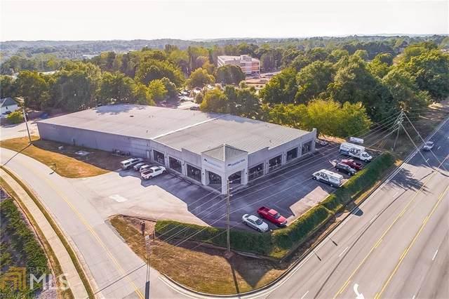 2829 Browns Bridge Rd, Gainesville, GA 30504 (MLS #8807579) :: The Heyl Group at Keller Williams