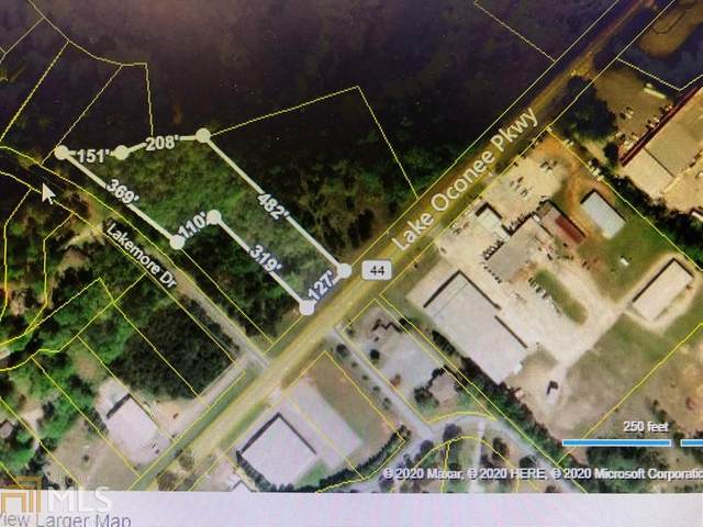 0 Greensboro Road/Highway 44 Rd, Eatonton, GA 31024 (MLS #8807702) :: AF Realty Group