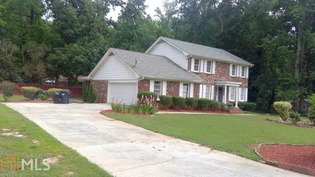 3418 SE Spring Creek Dr, Conyers, GA 30013 (MLS #8807905) :: Bonds Realty Group Keller Williams Realty - Atlanta Partners