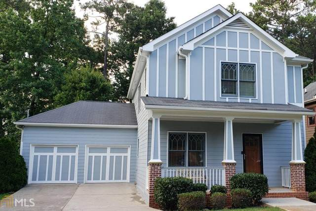 209 Hilltop, Atlanta, GA 30315 (MLS #8807956) :: The Heyl Group at Keller Williams