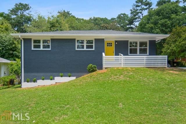 2892 Salmon Ave, Atlanta, GA 30317 (MLS #8807983) :: Buffington Real Estate Group