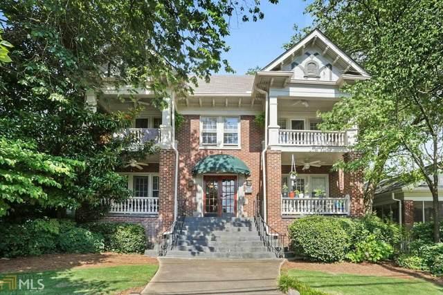 1071 N Highland Ave #2, Atlanta, GA 30306 (MLS #8808006) :: Buffington Real Estate Group