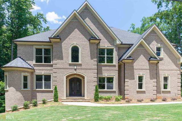 9215 Huntcliff, Sandy Springs, GA 30350 (MLS #8808032) :: Buffington Real Estate Group