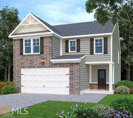 156 Brasch Park Dr #48, Grantville, GA 30220 (MLS #8808080) :: Athens Georgia Homes