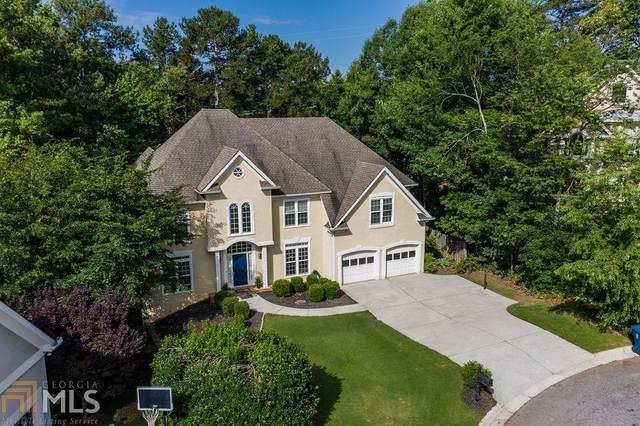 3745 Gromwell Dr, Alpharetta, GA 30005 (MLS #8808184) :: Buffington Real Estate Group