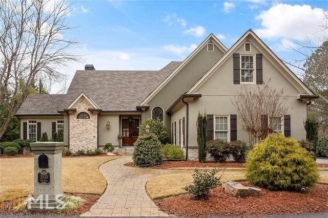 3930 Spalding Dr, Sandy Springs, GA 30350 (MLS #8808372) :: Buffington Real Estate Group