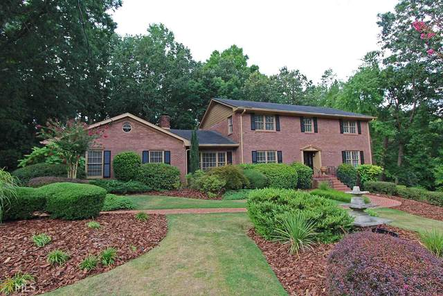 550 Coldstream Ct, Atlanta, GA 30328 (MLS #8808470) :: The Heyl Group at Keller Williams