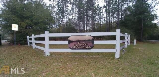 0 Black Creek Church, Ellabell, GA 31308 (MLS #8808714) :: Team Reign