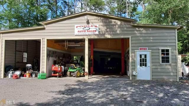 42916 N Highway 121, Metter, GA 30439 (MLS #8808900) :: The Durham Team