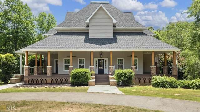 340 Happy Hollow Rd, Comer, GA 30629 (MLS #8809022) :: Buffington Real Estate Group