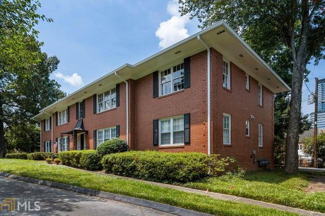 3694 Peachtree Rd A4, Atlanta, GA 30319 (MLS #8809185) :: AF Realty Group