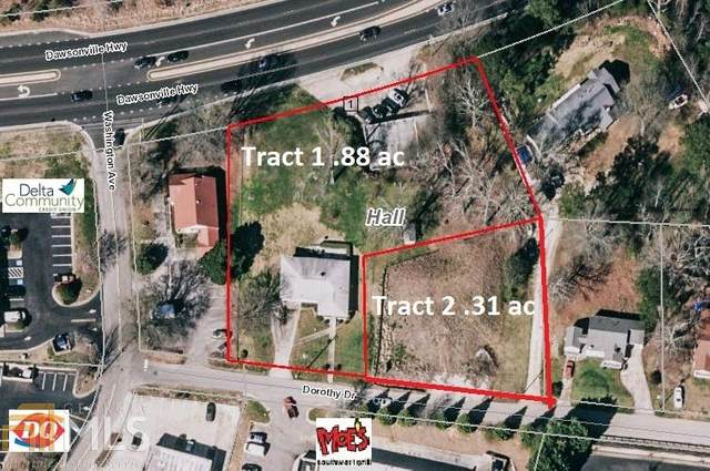 1450 Dorothy Dr, Gainesville, GA 30501 (MLS #8809203) :: The Heyl Group at Keller Williams