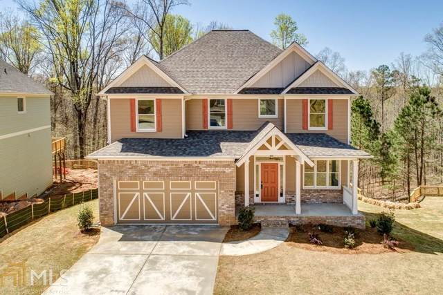 822 Pine Way, Dallas, GA 30157 (MLS #8809342) :: Rettro Group