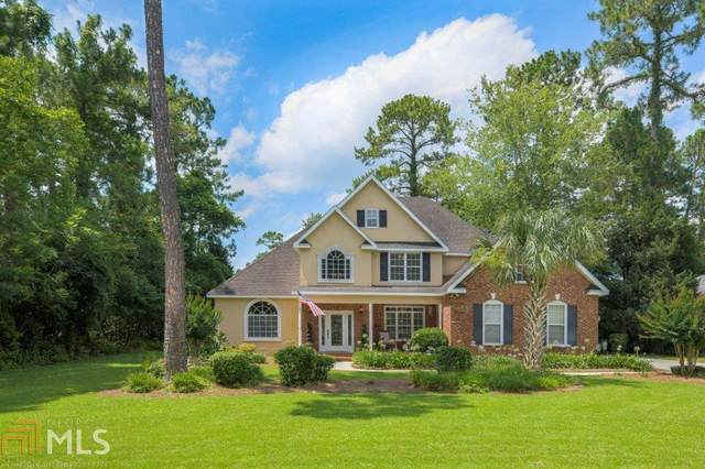 602 Goldenrod Way, St. Marys, GA 31558 (MLS #8809360) :: The Heyl Group at Keller Williams