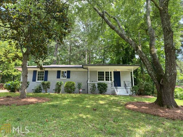 2714 Plantation Dr, East Point, GA 30344 (MLS #8809504) :: Buffington Real Estate Group