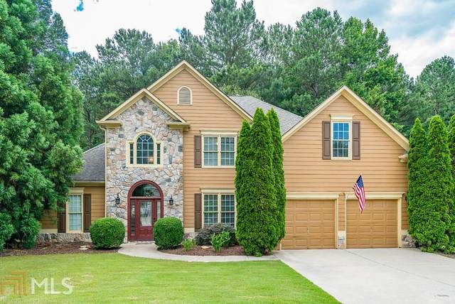 282 Lincolnwood Ln, Acworth, GA 30101 (MLS #8809587) :: Buffington Real Estate Group