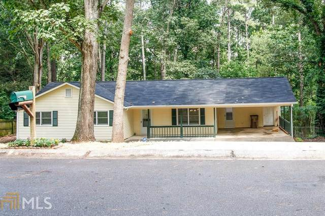 3977 Woodland Cir, Conyers, GA 30013 (MLS #8809652) :: Bonds Realty Group Keller Williams Realty - Atlanta Partners