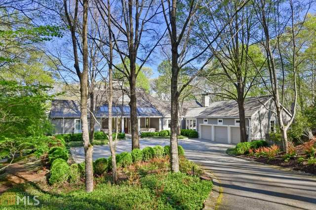 1925 West Paces Ferry Rd, Atlanta, GA 30327 (MLS #8809836) :: Buffington Real Estate Group