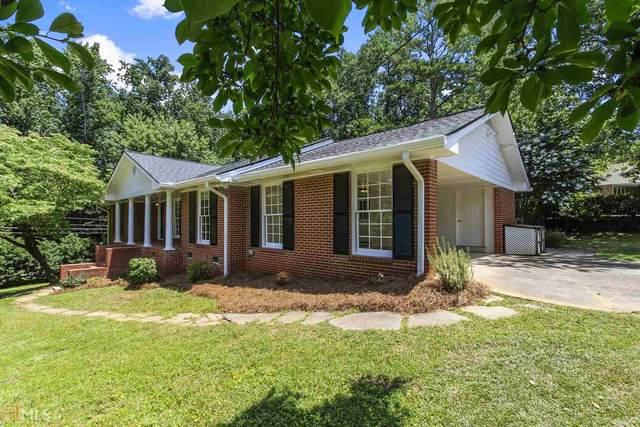 2778 NE Payton Rd, Atlanta, GA 30345 (MLS #8810156) :: Rettro Group