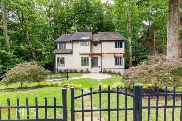 2600 Orchard Knob, Atlanta, GA 30339 (MLS #8810242) :: Buffington Real Estate Group