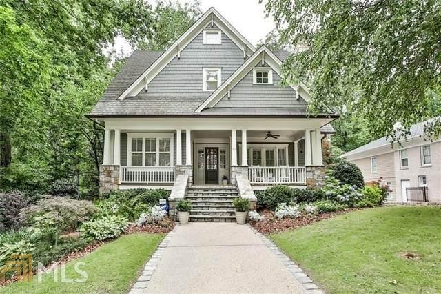 85 Maddox Dr, Atlanta, GA 30309 (MLS #8810247) :: Buffington Real Estate Group