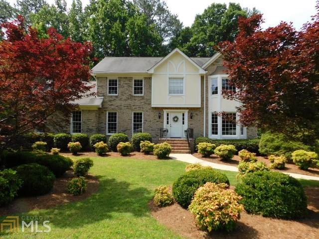 5760 Clinchfield Trl, Peachtree Corners, GA 30092 (MLS #8810256) :: Buffington Real Estate Group