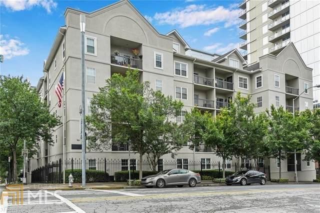 1075 Peachtree Walk A104, Atlanta, GA 30309 (MLS #8810320) :: Buffington Real Estate Group