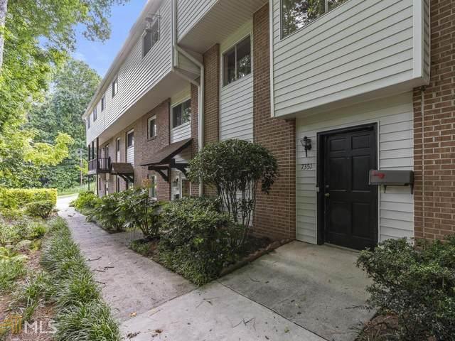 7351 Cardigan Cir, Atlanta, GA 30328 (MLS #8810376) :: BHGRE Metro Brokers