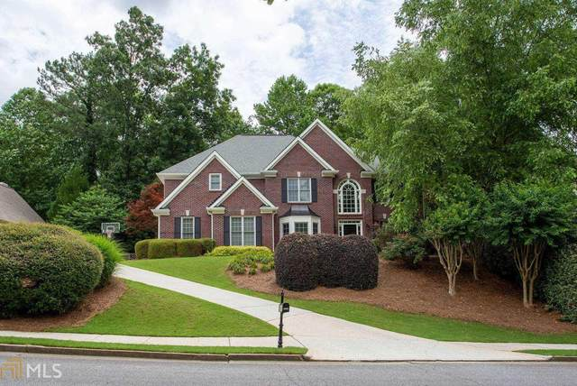 3055 Burlingame Dr, Roswell, GA 30075 (MLS #8810398) :: The Durham Team