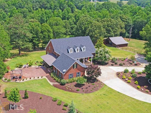 130 Union Hill School Rd, Canon, GA 30520 (MLS #8810413) :: Buffington Real Estate Group