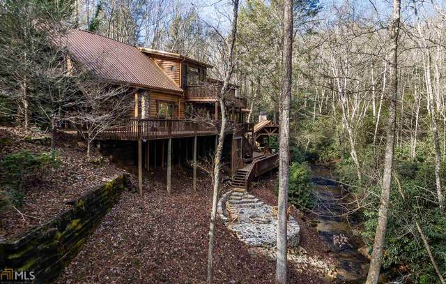 105 Timberlake Rd, Blue Ridge, GA 30513 (MLS #8810479) :: Rettro Group