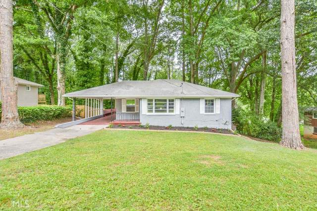 2513 Riggs Dr, East Point, GA 30344 (MLS #8810550) :: Crown Realty Group