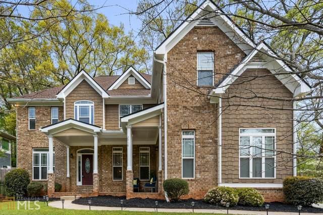 2916 Saint Patrick St, Atlanta, GA 30317 (MLS #8810565) :: Buffington Real Estate Group