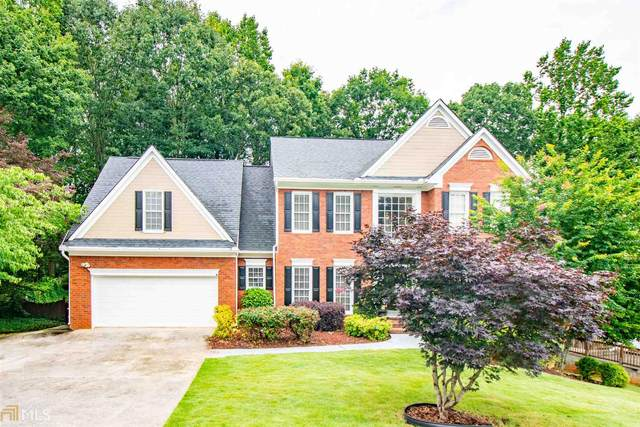 348 Lake Forest Ct, Lawrenceville, GA 30043 (MLS #8810643) :: The Durham Team