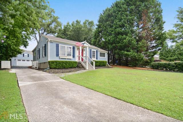 1864 Bragg St, Brookhaven, GA 30341 (MLS #8810690) :: Buffington Real Estate Group