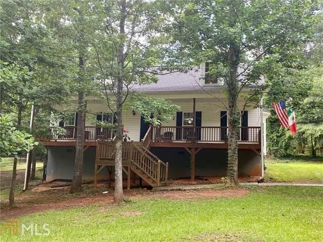 5201 Bedwood Way, Douglasville, GA 30135 (MLS #8810895) :: The Heyl Group at Keller Williams