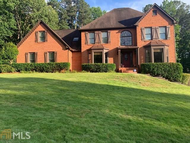 5957 Henley Dr, Powder Springs, GA 30127 (MLS #8810933) :: Buffington Real Estate Group