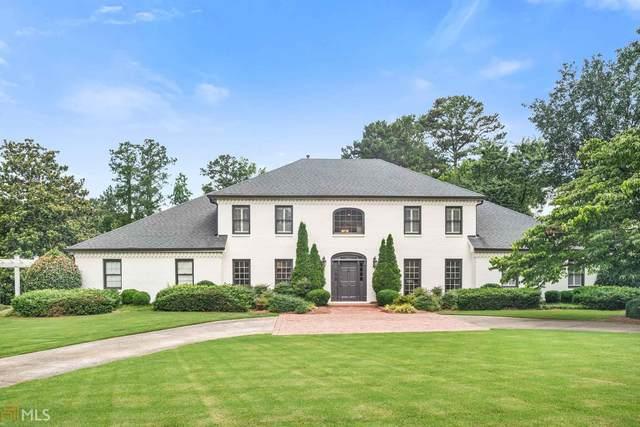 570 Willow Knoll, Marietta, GA 30067 (MLS #8810996) :: Buffington Real Estate Group