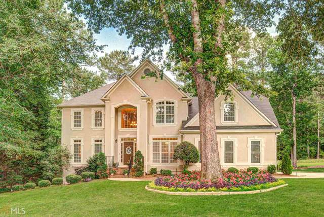 180 Streamview, Fayetteville, GA 30215 (MLS #8811023) :: Rich Spaulding