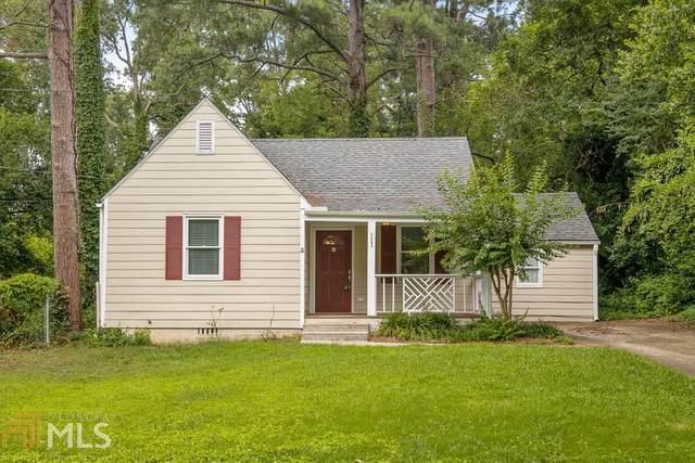 2460 Mellville Ave, Decatur, GA 30032 (MLS #8811024) :: The Heyl Group at Keller Williams