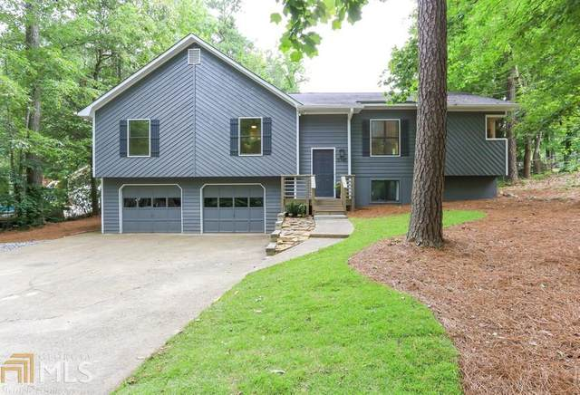 3740 Stonewall Dr, Kennesaw, GA 30152 (MLS #8811027) :: Military Realty