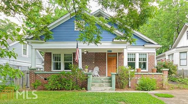 2464 Hosea L Williams Dr, Atlanta, GA 30317 (MLS #8811062) :: Buffington Real Estate Group