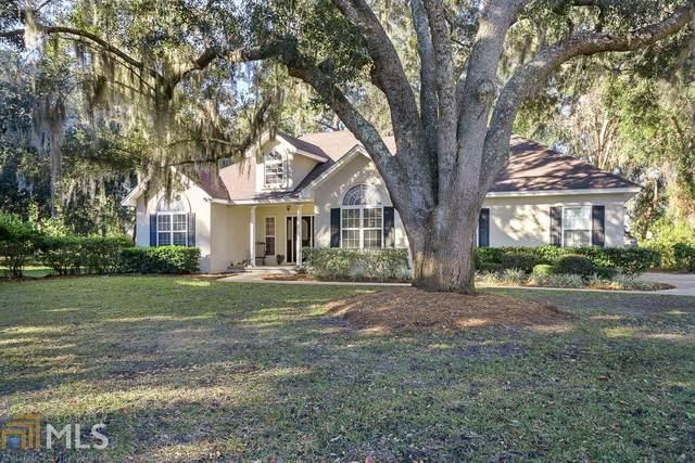 113 Pheasant Dr, Brunswick, GA 31525 (MLS #8811094) :: RE/MAX Eagle Creek Realty