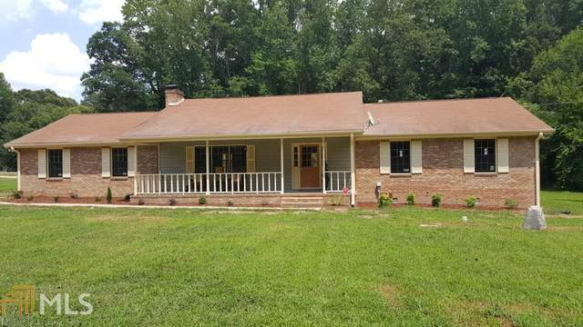 1500 Smyrna Road, Conyers, GA 30094 (MLS #8811244) :: The Heyl Group at Keller Williams