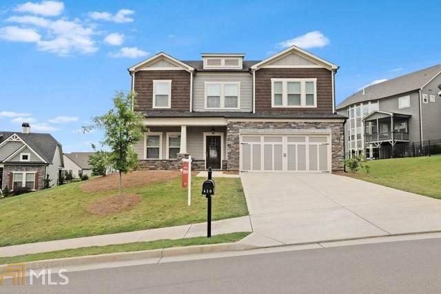 410 Ridgeway Ln, Canton, GA 30114 (MLS #8811697) :: Rettro Group