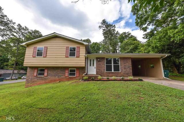 96 Hall Cir, Hartwell, GA 30643 (MLS #8811775) :: Rettro Group